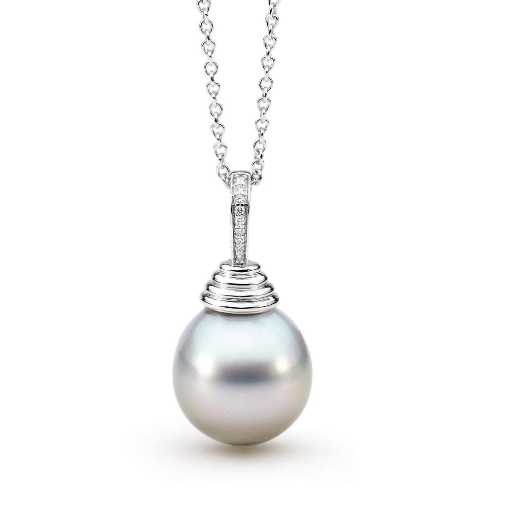 silver tahitian pearl enhancer