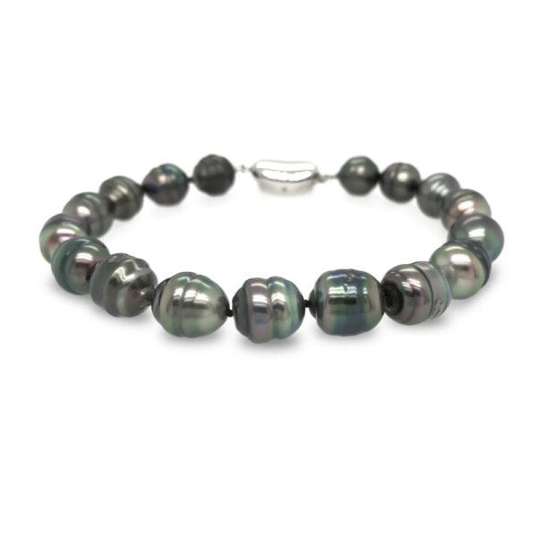 Tahitian Circle Pearl Bracelet